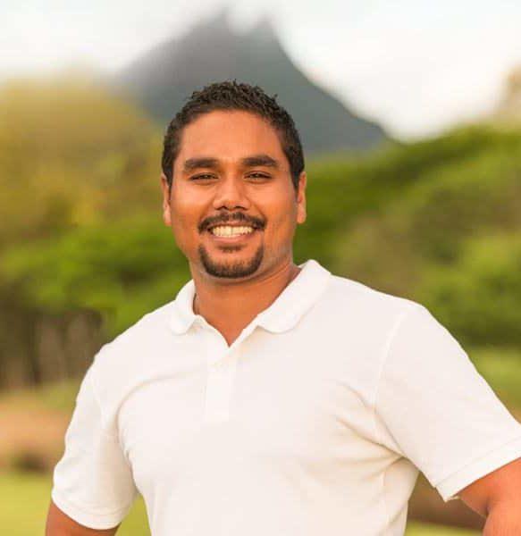 Olivier - Mauritius Golf Tours