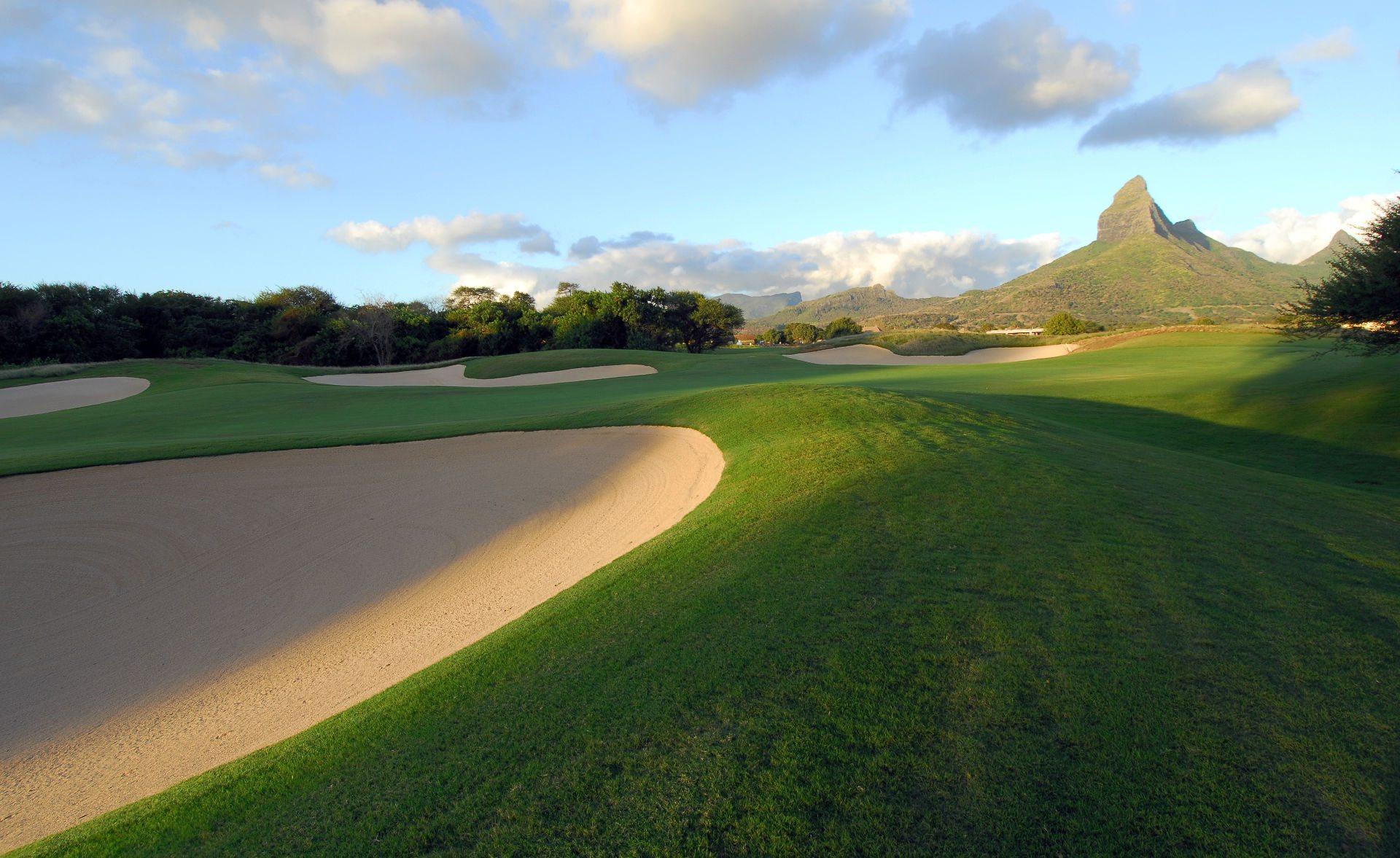 Tamarina Golf Course in Mauritius