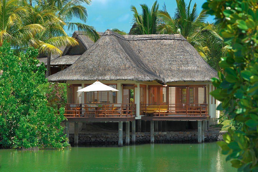 Prince Maurice Villa on stilts - Golf Resort Mauritius