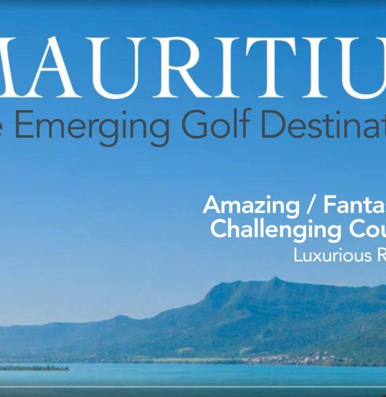 Golf Magazine Mauritius