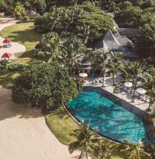 Maradiva Villas Resort & Spa - Mauritius Golf Tours
