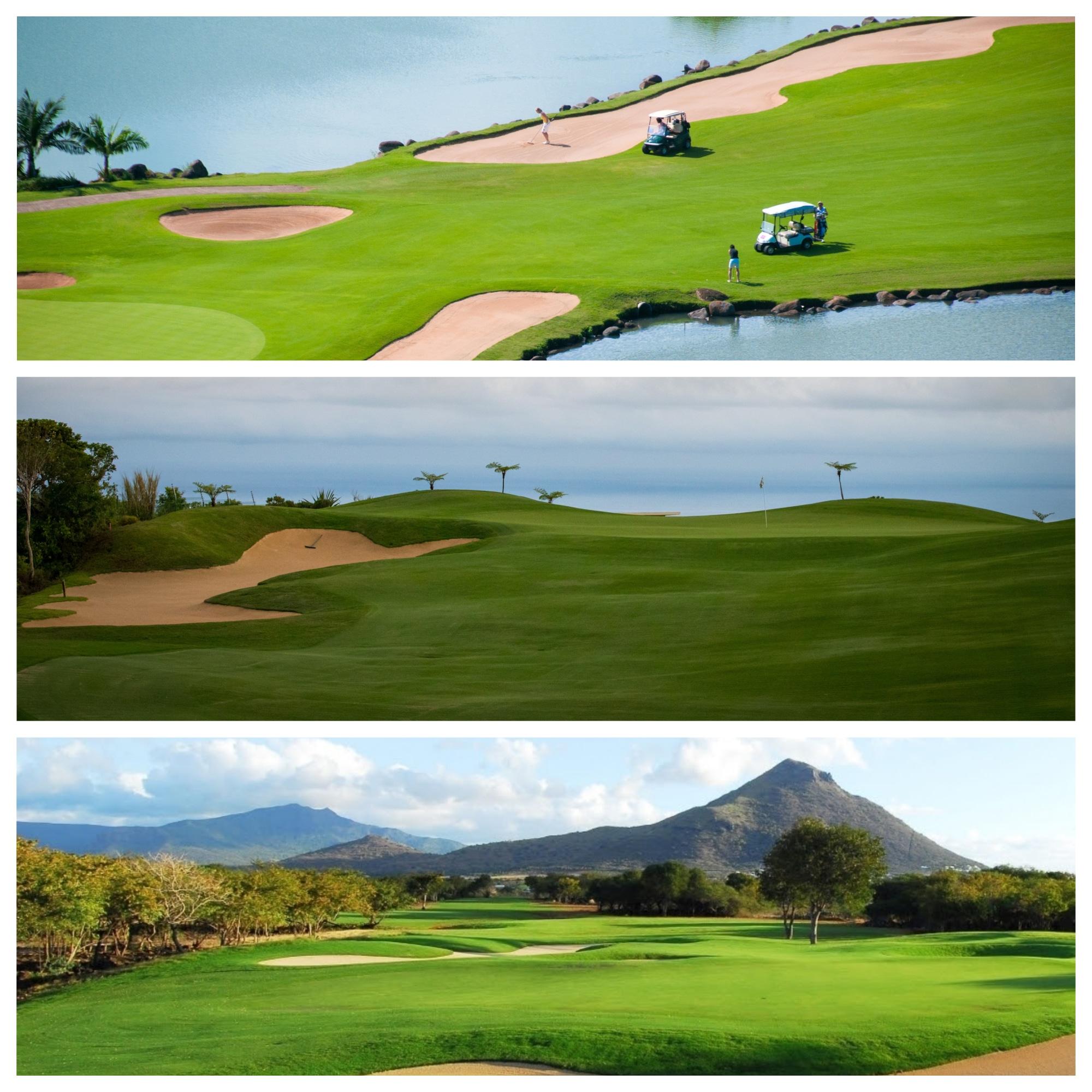 Heritage, Avalon, Tamarina Golf Club