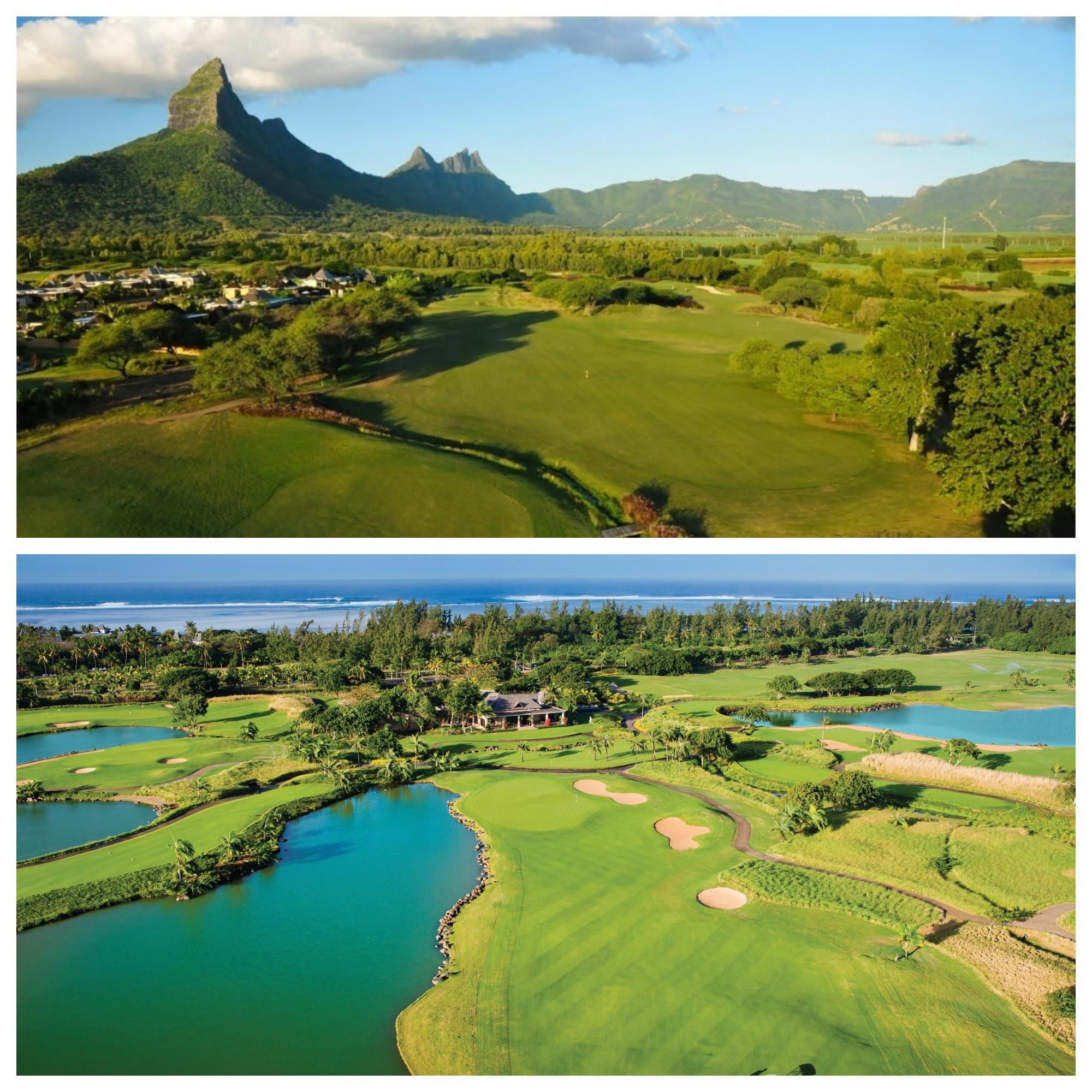 Tamarina & Heritage Golf Package