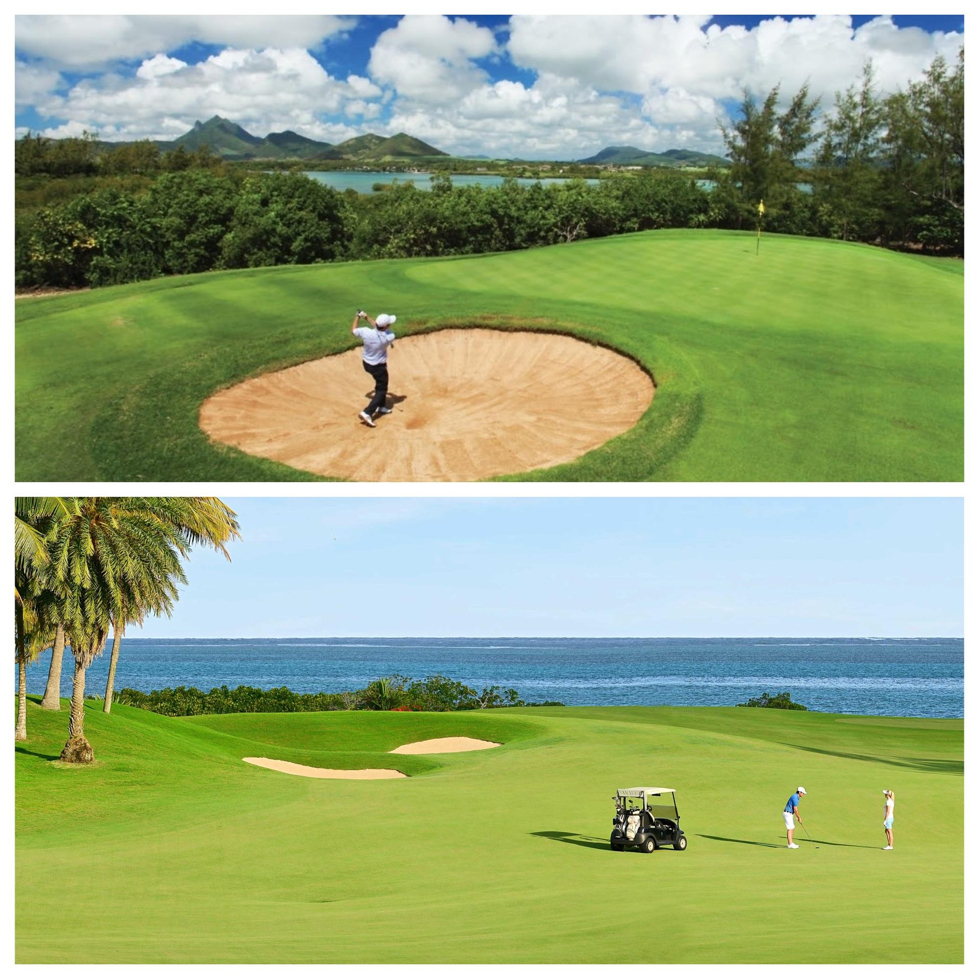 Anahita & Ile aux Cerfs Golf Club
