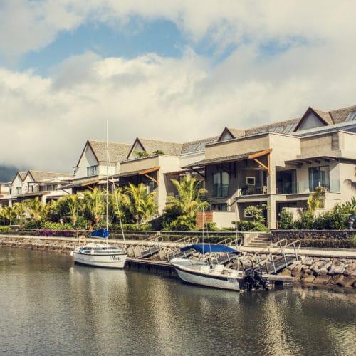 West Coast Marina Mauritius
